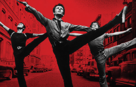 A still from West Side Story, which was recently explored in the book