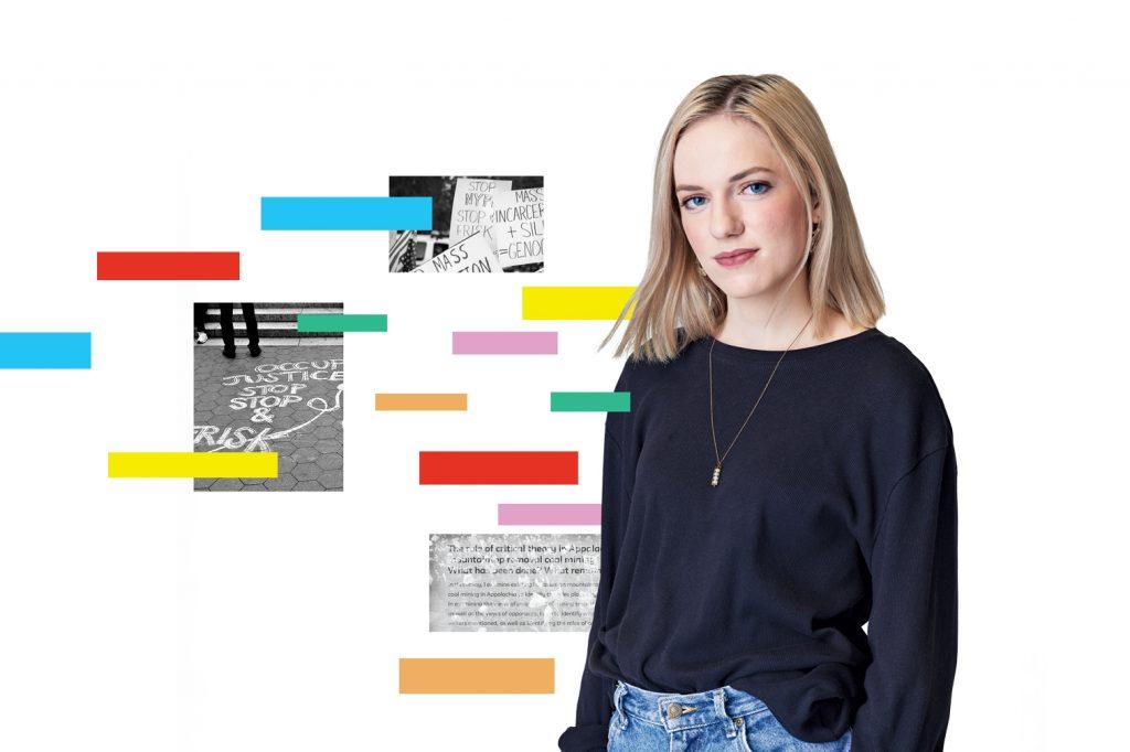 Anna Del Savio, Journalism + Design, Eugene Lang '18