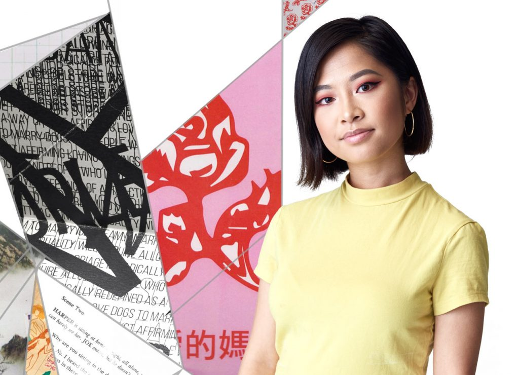 Yu Ling Wu, BAFA Integrated Design and Theater, Parsons School of Design and Eugene Lang College of Liberal Arts '19