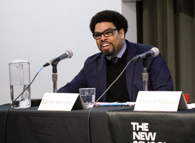 Darrick Hamilton believes that, in a world in need of solutions to urgent problems, he and other scholars no longer have the luxury of ensconcing themselves in the ivory towers of academia.