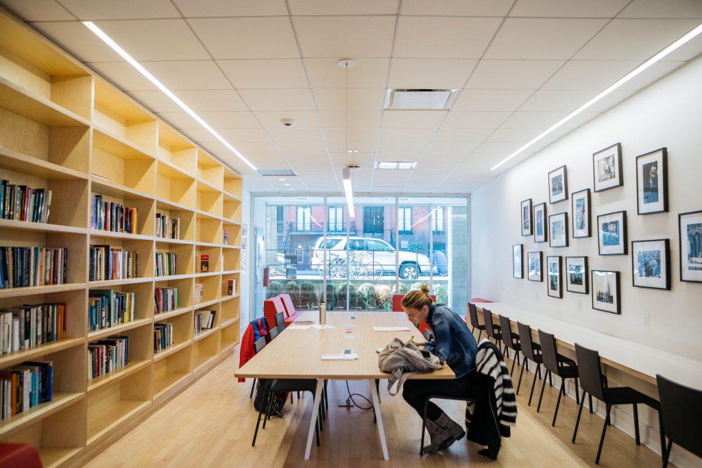 The Millimeter Reading Room