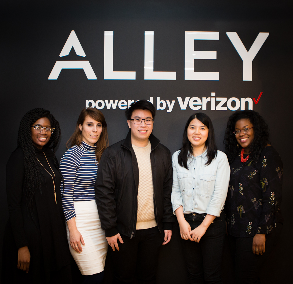 Parsons Students Participate in Verizon Connected Futures III