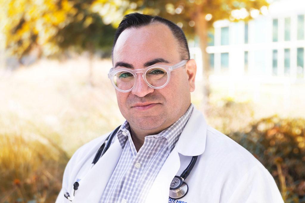 Dr. Manny Hernandez