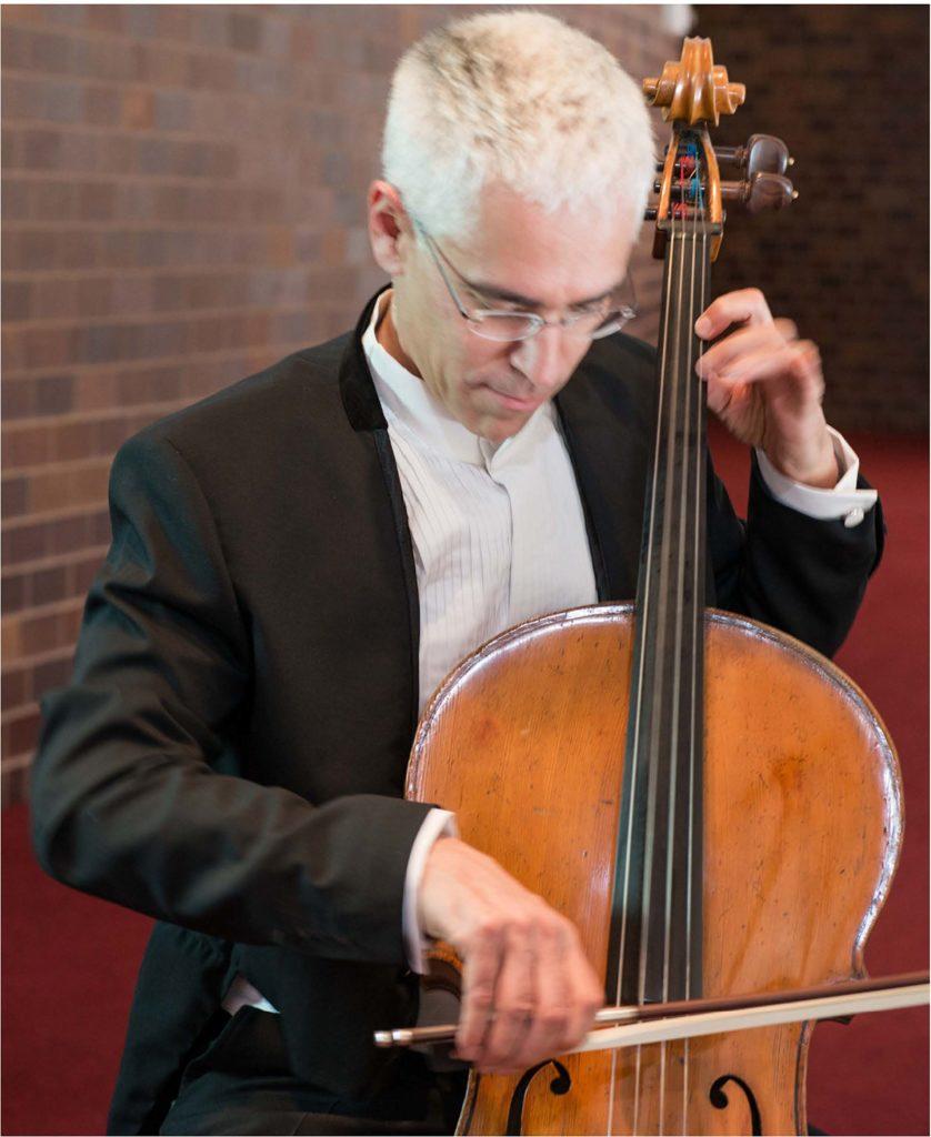 Seth Low, Cello