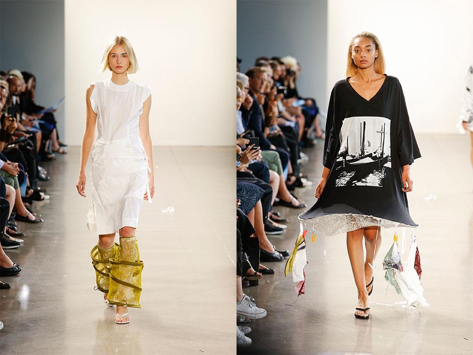 Parsons Mfa Fashion Design And Society Showcases Innovation At Nyfw Show New School News