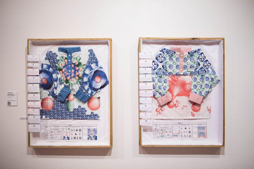Cecile Mouen, Fashion Design '17