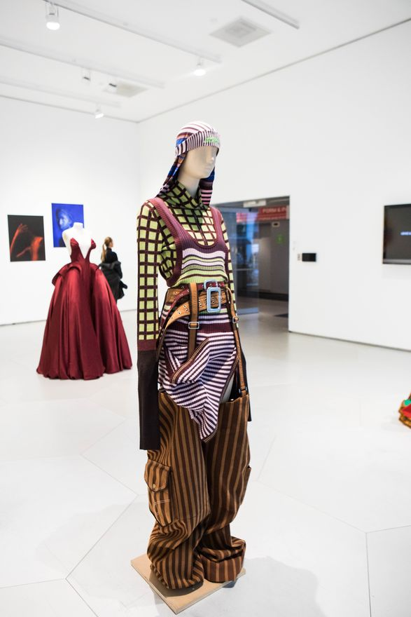 Katiuscia Gregoire, Fashion Design '17