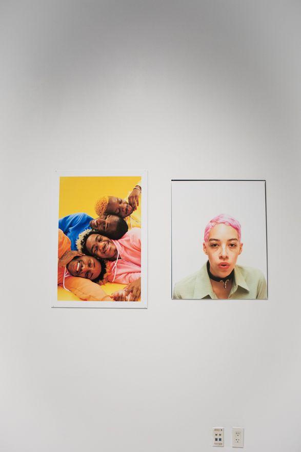 Myles Loftin, Photography '20
