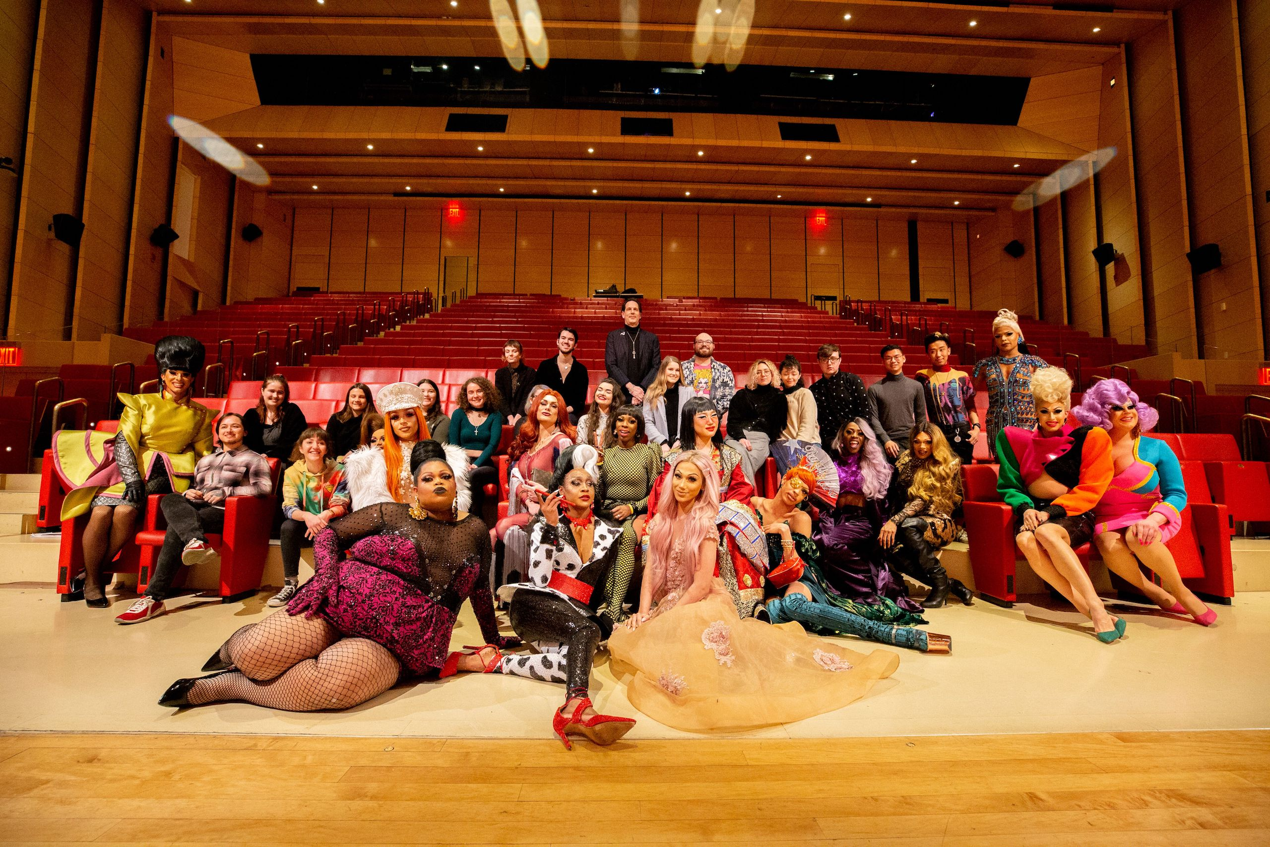 In RuPaul's Drag Race and Its Impact, undergraduate students are using the show as a means to explore our society