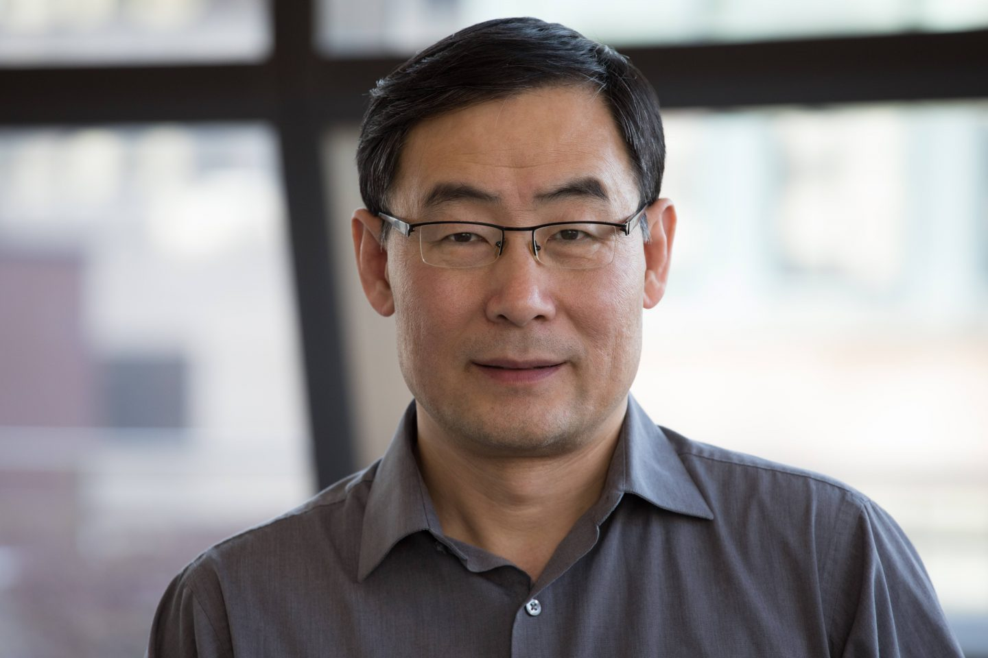 Chief Information Officer Lin Zhou combines knowledge and technology to empower the university…
