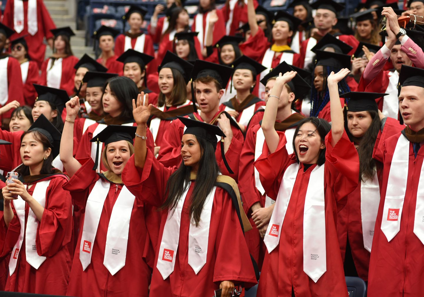 83rd Commencement: A Joyous Celebration of Graduates and The New