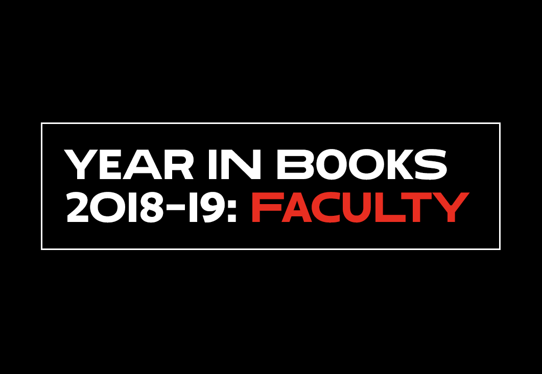 The recently completed academic year elicited dozens of compelling and critically acclaimed work by The New School's talented faculty authors...
