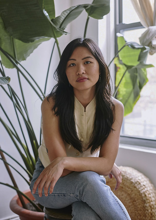 Phoebe Tran Co-Founder and Executive Director of Happy Family Night Market. Photo Credit: Nathan Bajar