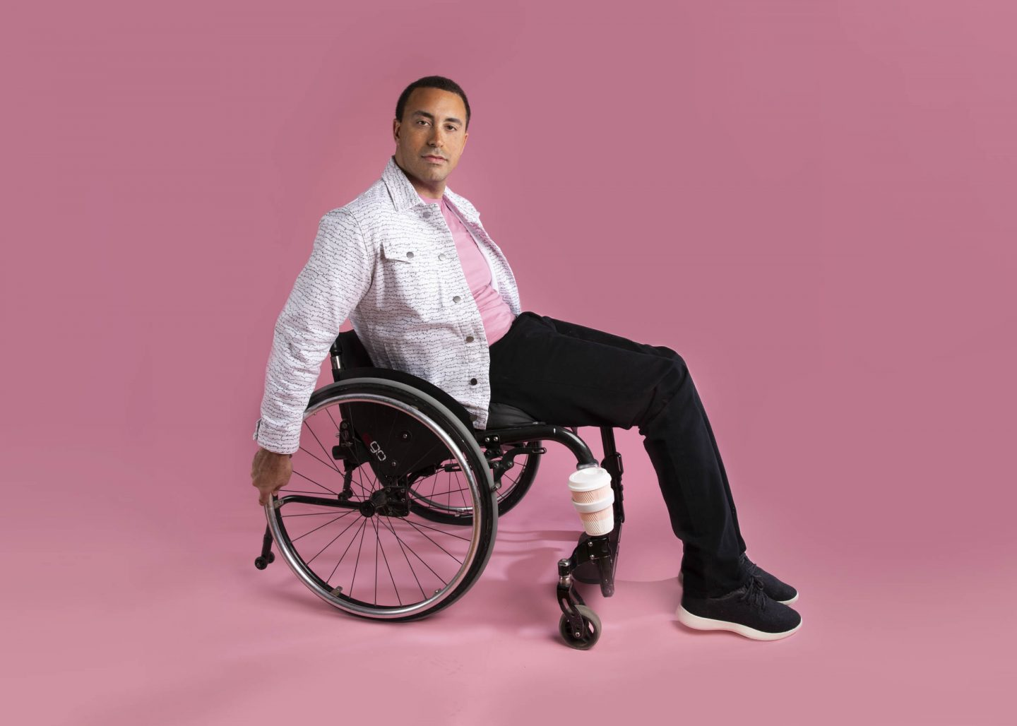 The new brand aims to create beautiful and functional products for people who use wheelchairs