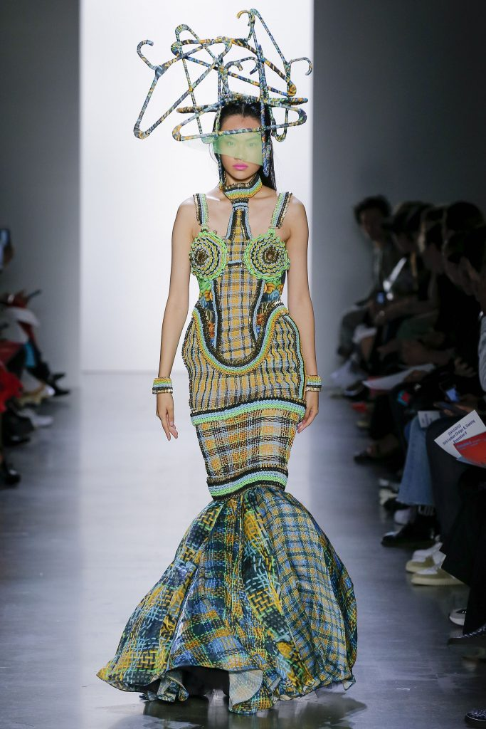 Parsons Mfa Fashion Design And Society Designers Inspired By Memory Identity And Sustainability At Nyfw Show New School News