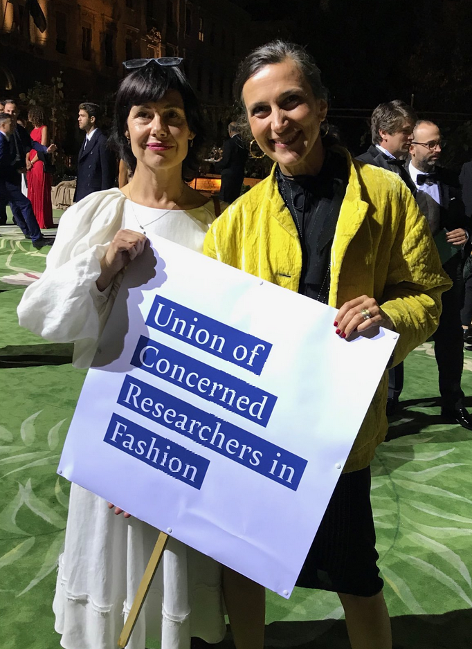 Union Of Concerned Researchers In Fashion Co Founded By Professor Timo Rissanen Wins Fashion Sustainability Award New School News