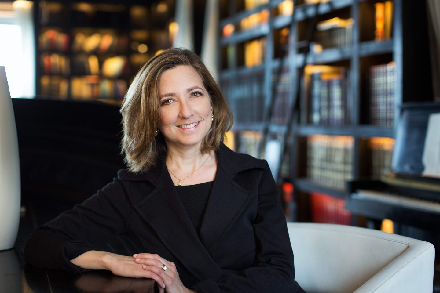 Rhonda Garelick is the new Dean of ADHT at Parsons