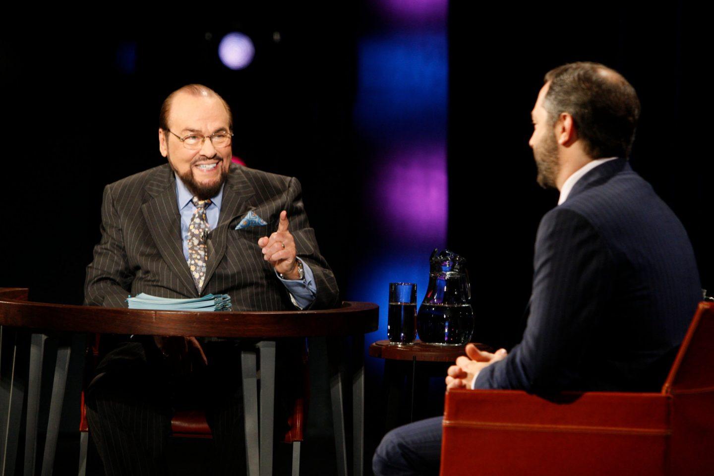 James Lipton interviewing director Judd Apatow