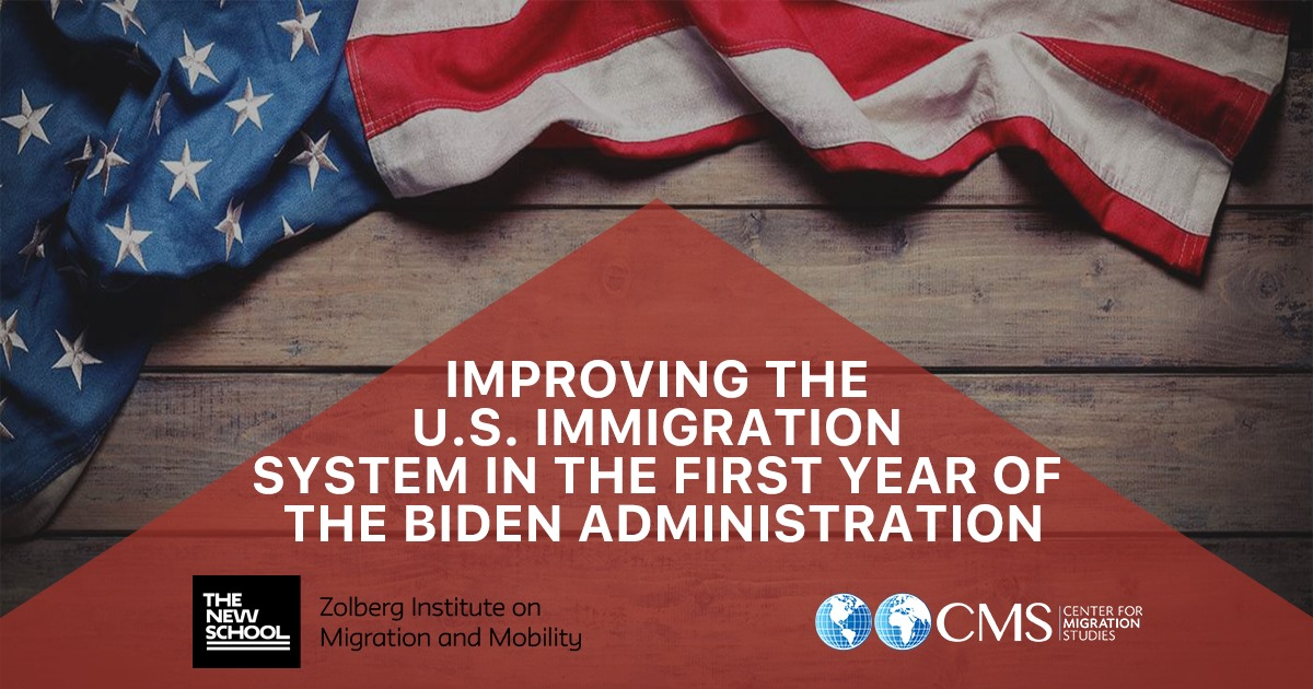 The report highlights nearly 40 immigration reforms that should be prioritized by the Biden administration