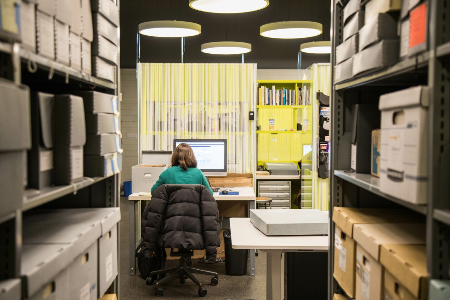 The New School's Archives and Special Collections