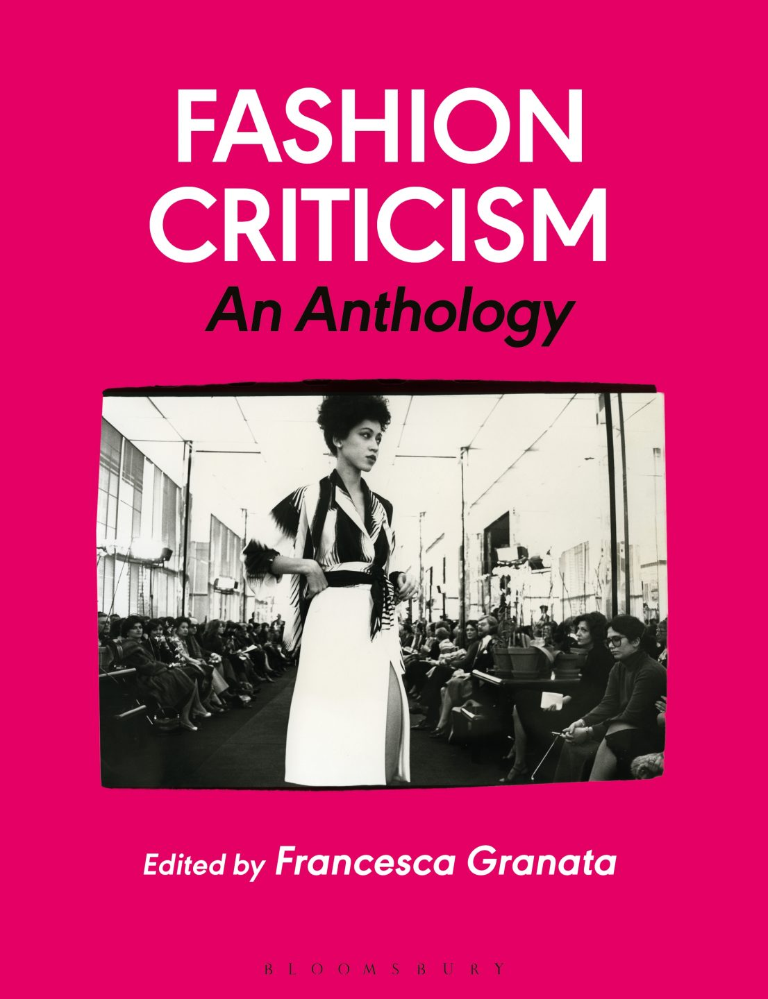 The cover of Fashion Criticism: An Anthology