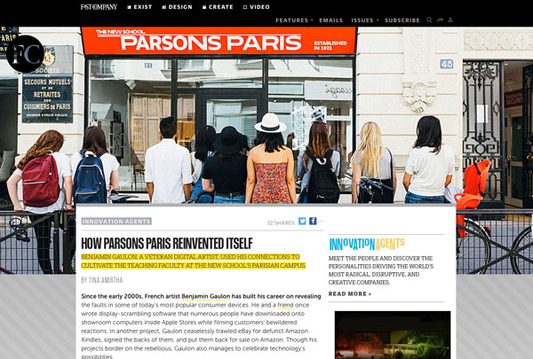 2015-October-FastCompany-ParsonsParisReinvent-600