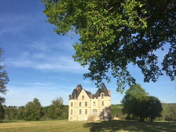 boisbuchet-chateau