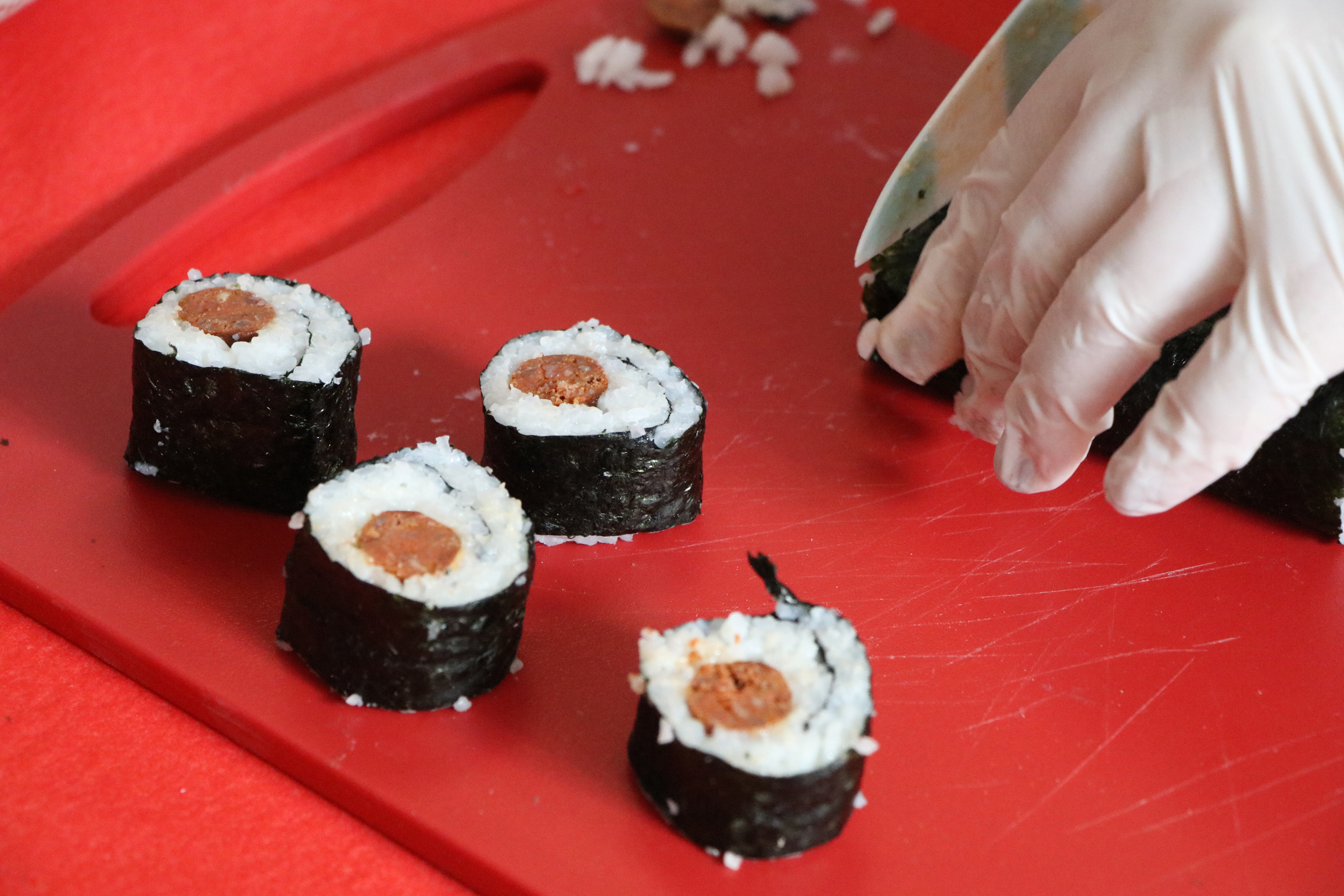 Would you like some Sushi Merguez? Micro-Event № 50