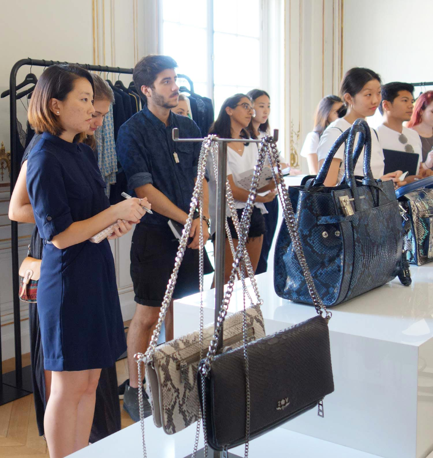 LAUNCH OF PARTNERSHIP WITH ZADIG & VOLTAIRE