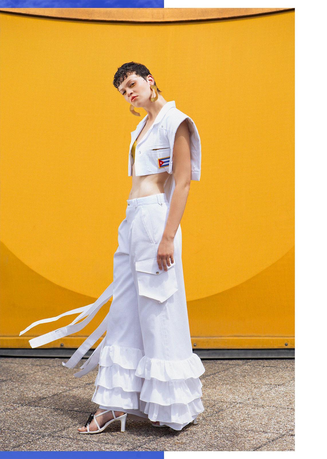 Fashion Design alum news : Ruben Zamora-Vargas