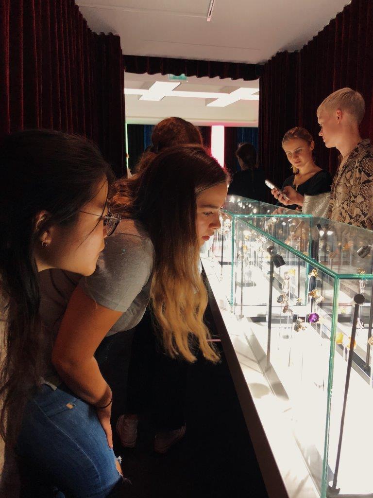 A visit to the Van Cleef & Arpels Jewelry School