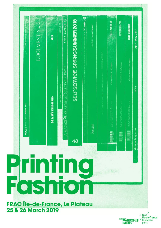 Printing Fashion Festival