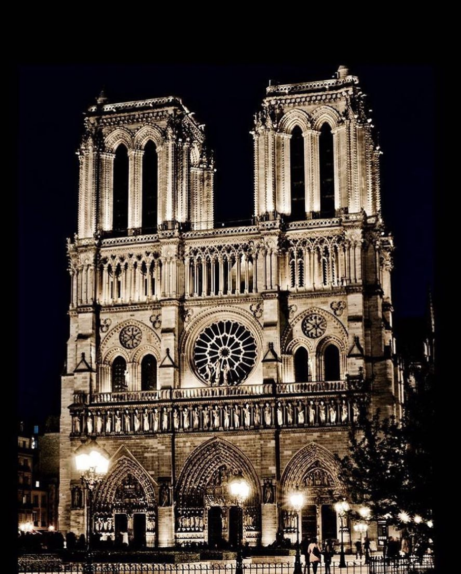 The History of the Notre Dame