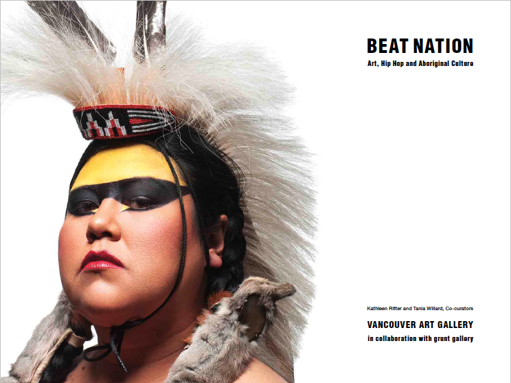 "Professor Kathleen Rittter and ""Beat Nation: Art, Hop Hop and Aboriginal Culture."""
