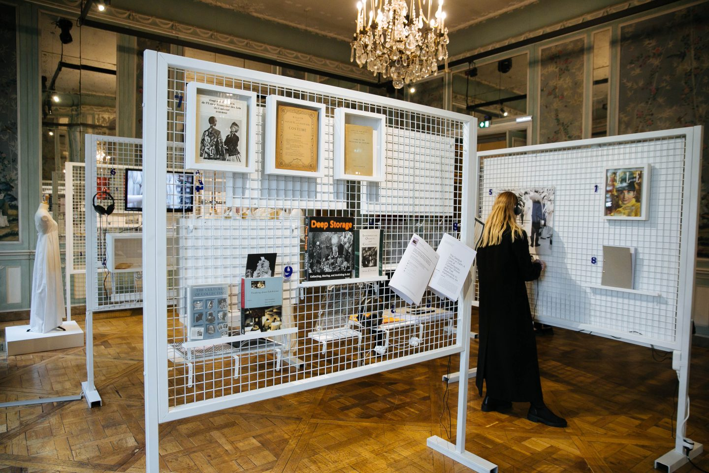 """Anatomy of the Fashion Museum"" Exhibition"