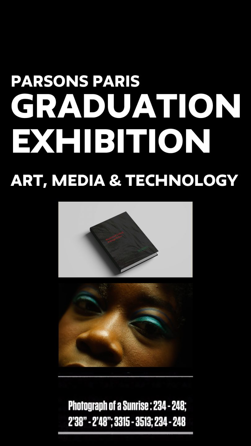 Save the Date : AMT at the 2019 Graduation Exhibition