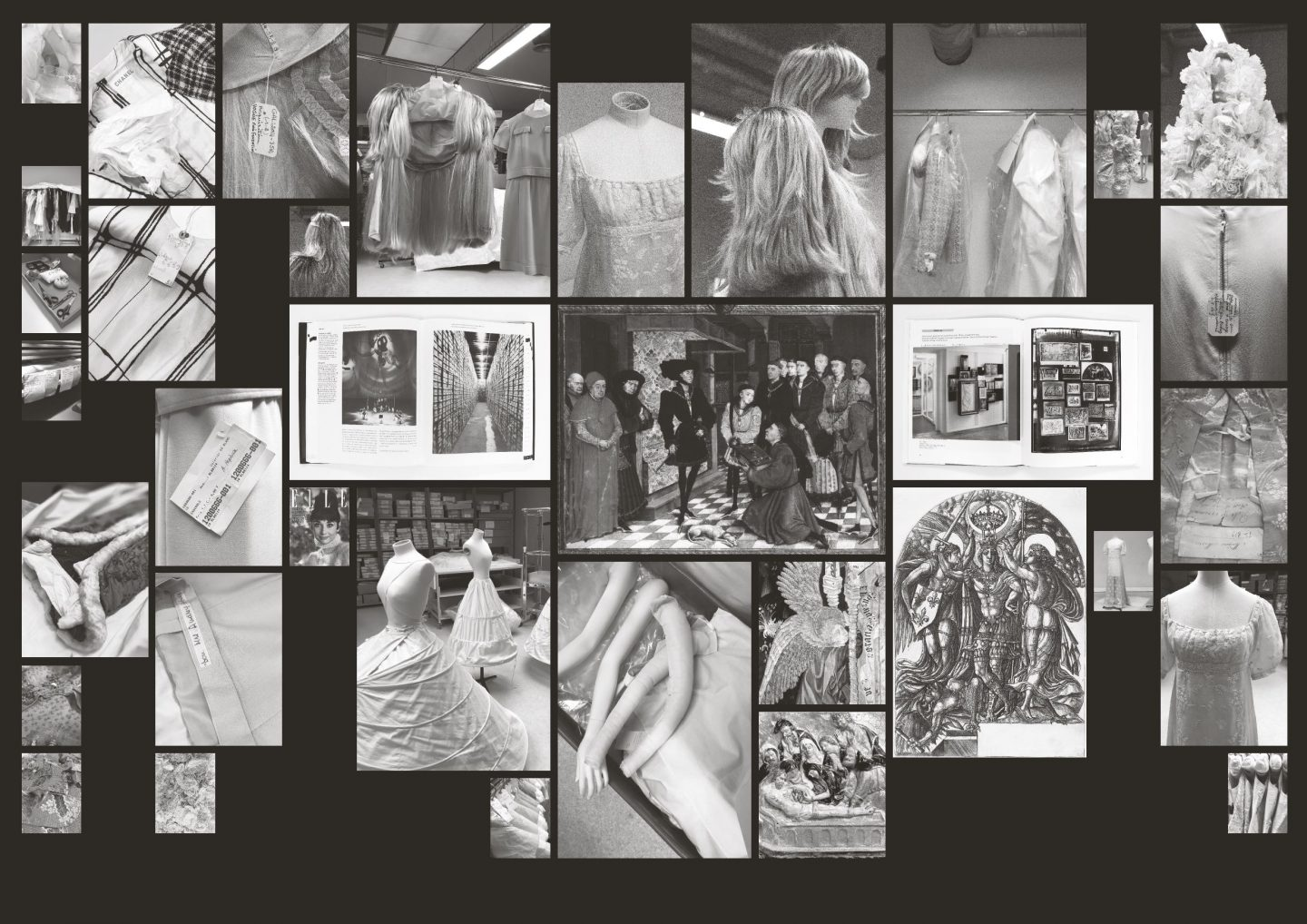 "Save the Date : ""Anatomy of the Fashion Museum"" Exhibition"