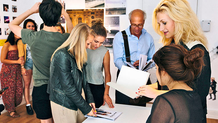Parsons Paris' College and Adult Summer Session