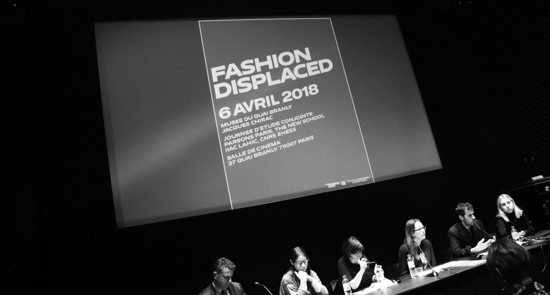 Fashion Displaced