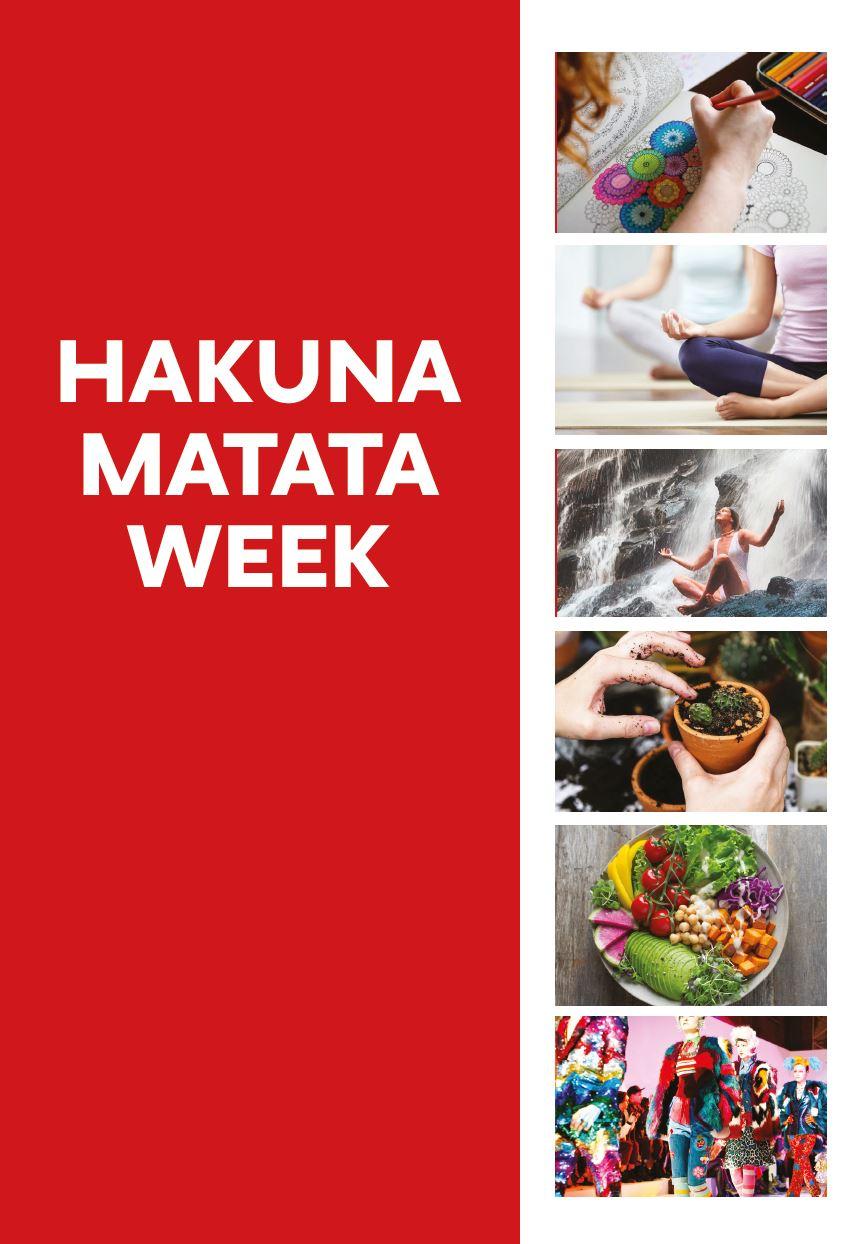 Hakuna Matata Week