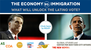 The Economy Versus Immigration: What Will Unlock the Latino Vote in 2012: October 18