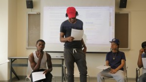The New School and Exalt Present Arts Advocacy: Youth in the System