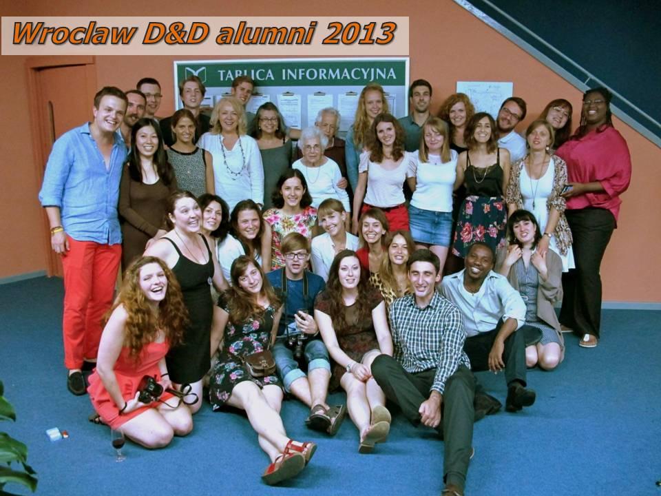WR13_D&D Alumni