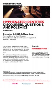 Hyphenated Identities